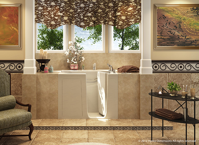 The Benefits of a Walk in Tub | Walk in Tubs by Factory Direct ...